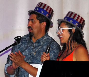 Humberto and Leti